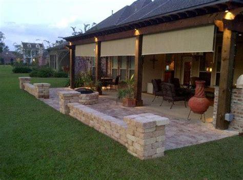 Same Homeowner With His Original Design And Diy Back Porch