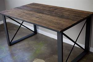 Buy a Handmade Distressed Urban Dining Table/Desk, made to ...