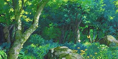 Anime Forest Wallpapers Related