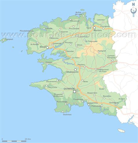 chambre d hotes finistere sud finistère chambres d 39 hotes carte des chambres d 39 hotes
