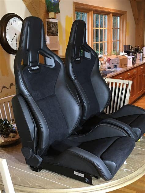 fs recaro sportster seats  airbagsheat
