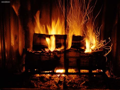 Animated Fireplace Desktop Wallpaper - fireplace wallpapers wallpaper cave