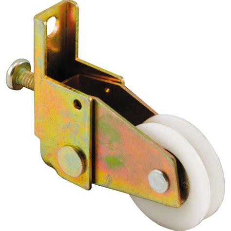 shop prime line steel screen door roller assembly 1