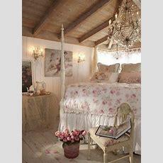 Rustic Romantic Bedroom  {cottage} Love Pinterest