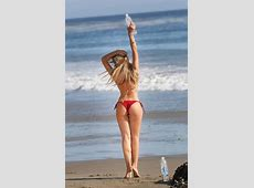 "Keyara in ""138 Water"" Bikini Photoshoot Candids SAWFIRST"