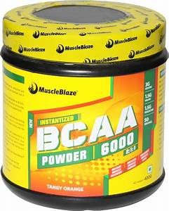 Muscleblaze Instantized Bcaa Powder 6000 Amino Acid Supplement Bcaa Price In India