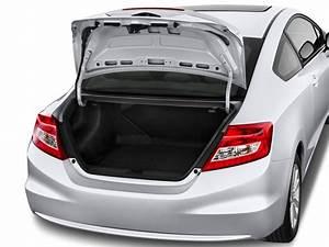 Image: 2012 Honda Civic Coupe 2-door Auto EX Trunk, size