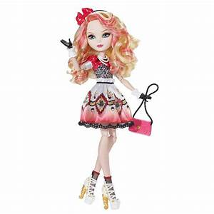 Ever After High Hat-Tastic Apple White Doll