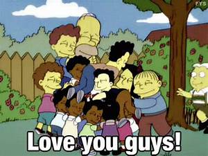 Love You Guys GIF - Loveyouguys GIFs | Say more with Tenor