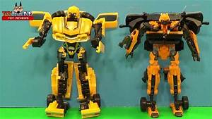 Transformers 4 Deluxe High Octane Bumblebee,toy review by ...