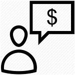 Advisor Icon Forecasting Financial Business Investment Dollar