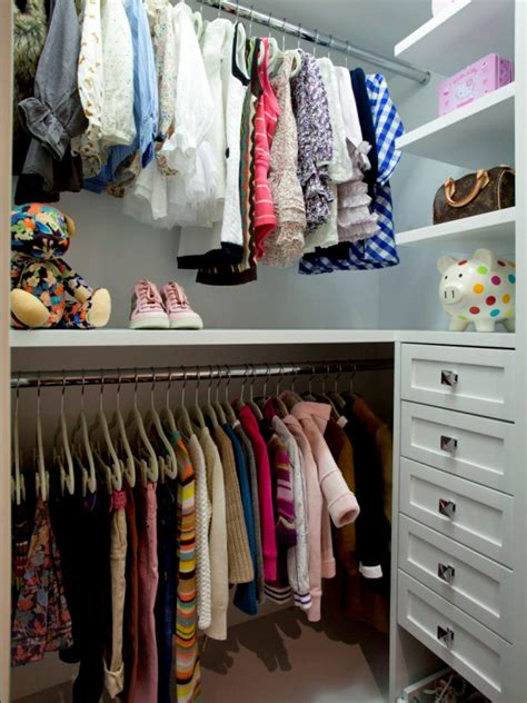 closet ideas hgtv