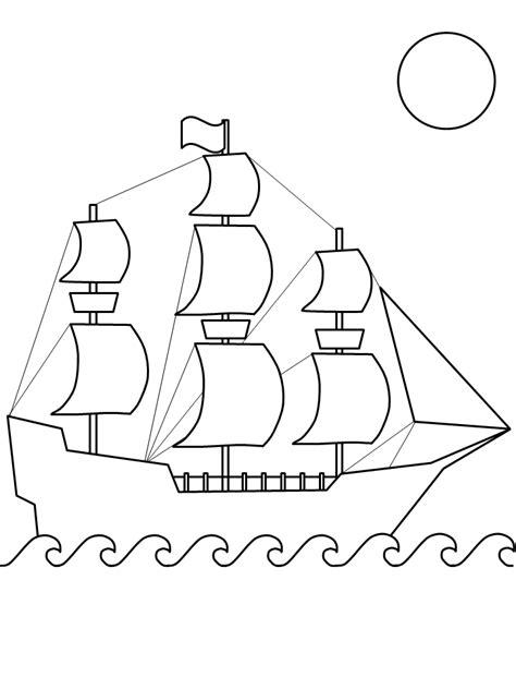 Tekne Boyama by Yelkenli Boyama Sayfası Yerigeldi