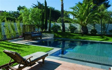 cuisine molteni décoration jardin autour piscine