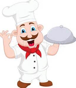 Vector Cartoon Characters Chef