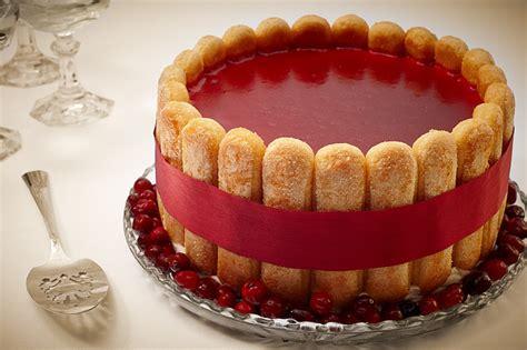 cuisine russe dessert strawberry cranberry russe desserts