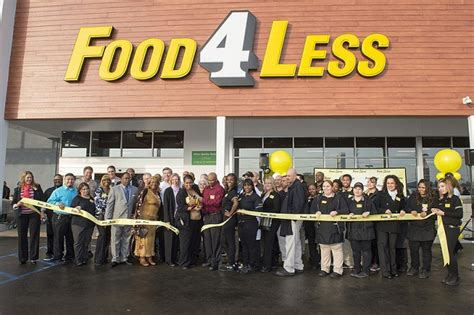 For Less by New Food 4 Less Opens In Athens Supervisor Ridley