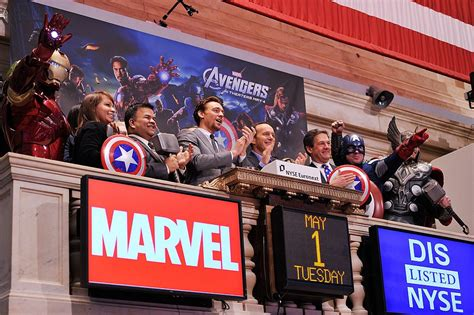 Marvel Studios Hits $10 Billion Box Office Milestone ...