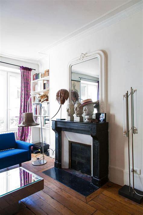 miroir ancien doré diane ducasse the cheeky fashion the socialite family