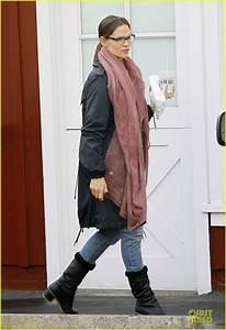 Jennifer Garner & Seraphina: Eyeglasses Wearing Duo ...