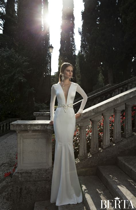 Berta Winter 2014 Bridal Collection Stylish Eve