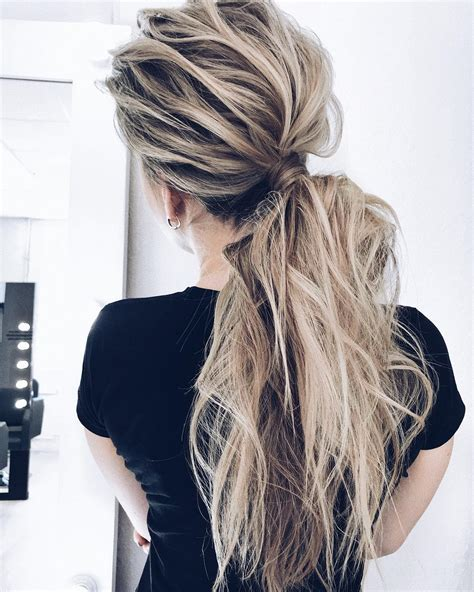 10 cute ponytail hairstyles you need to try for long hair nicestyles