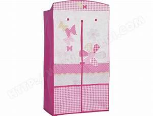 Armoire En Tissu Pas Cher : armoire enfant room studio patchwork filles penderie en ~ Teatrodelosmanantiales.com Idées de Décoration