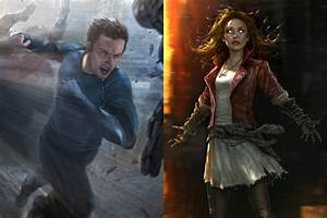 A Guide to Scarlet Witch and Quicksilver, the Twins Teased ...