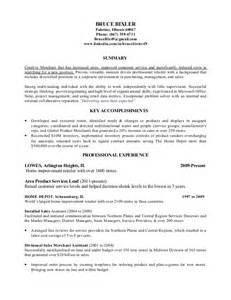 home depot supervisor resume bixler bruce current master resume