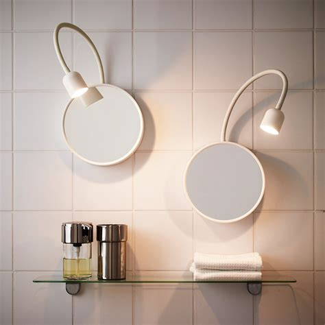 applique led ikea miroir salle de bains