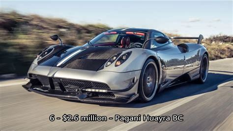 10 Most Expensive Cars In The World, Exotic Cars, Sports