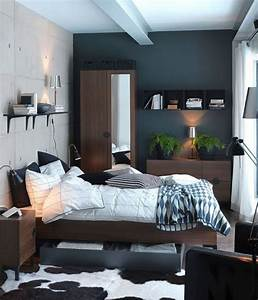 40, Design, Ideas, To, Make, Your, Small, Bedroom, Look, Bigger