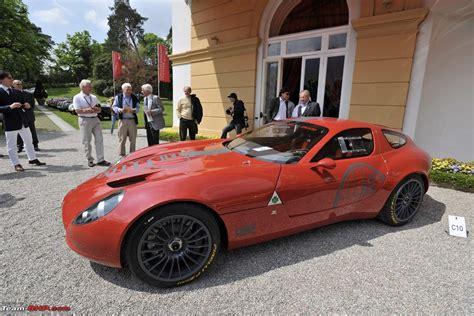 The New Alfa Romeo Tz3 Corsa By Zagato