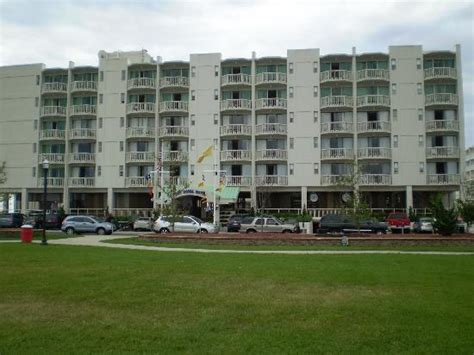 view from front of hotel picture of port royal hotel wildwood crest tripadvisor