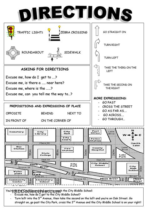 images   directions  grade
