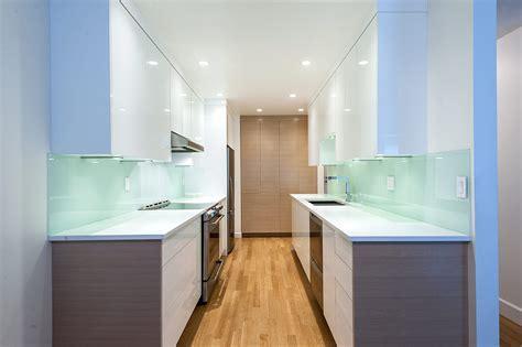 Modern Galley Kitchen Design   Modern Home Victoria
