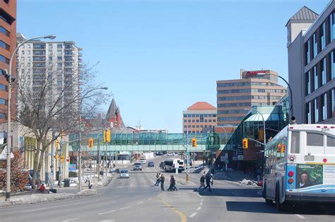 Stores Kitchener Waterloo Ontario file downtown kitchener ontario 2 jpg wikimedia commons