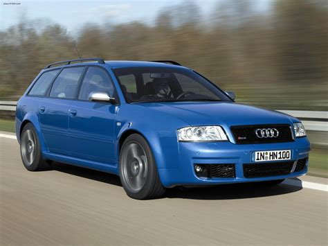 2004 Audi Rs6 Plus 2 Picture 1804 Car Review Top Speed