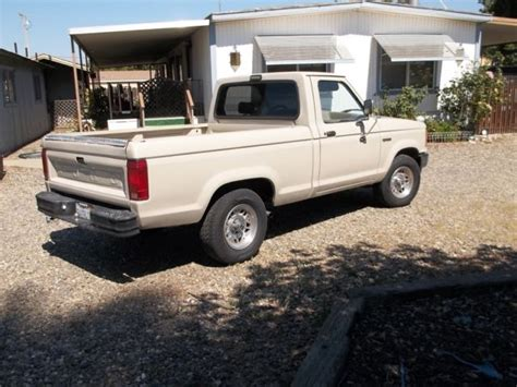 car owners manuals for sale 1989 ford ranger electronic valve timing 1989 ford ranger pickup 2 3l 4cyl 5spd for sale photos technical specifications description