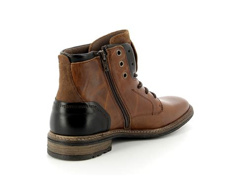 Boots Bottines Bull Boxer Bulmo Marron