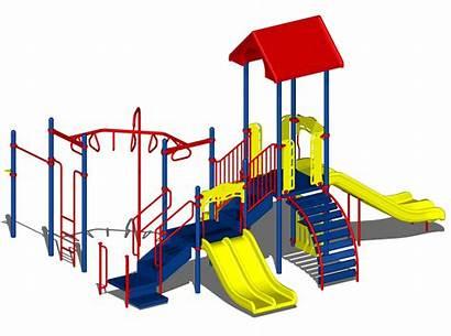 Playground Clipart Equipment Preschool Clip Play Park