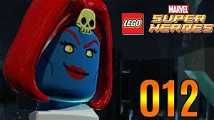 MYSTIQUE - LET´S PLAY LEGO MARVEL SUPER HEROES [012 ...