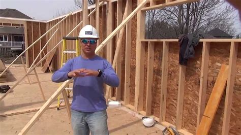 how to build a house how to build a house framing floor walls ep 33