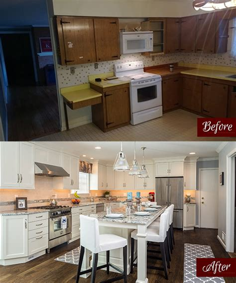 Remodeled Kitchen Pictures Baltimore Columbia Ellicott