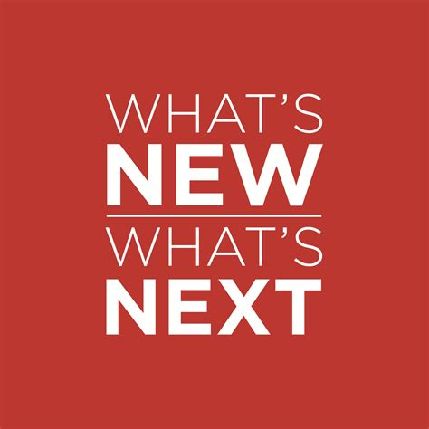What's New What's Next Designstilesdesignstiles