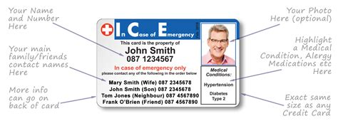 Maybe you would like to learn more about one of these? Why Emergency Identification Cards are Important - 2020 Guide - Butterfly Labs