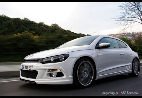 vw scirocco abt 9 by rugzoo on deviantart