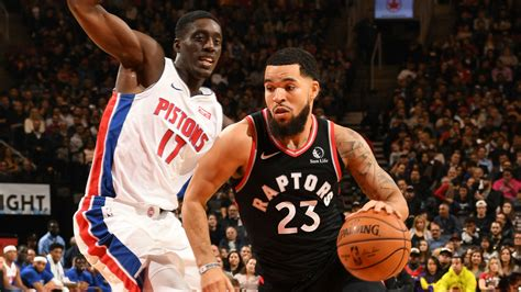 Free agent destinations for Toronto Raptors guard Fred ...