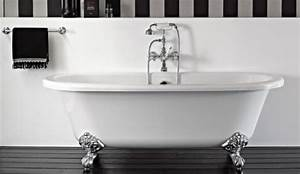 Baignoire Patte De Lion : baignoire sur pied baignoire pattes de lion 10 mod les ~ Melissatoandfro.com Idées de Décoration