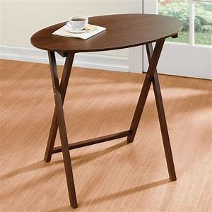 folding snack tables : Great Snack Table Ideas – Home
